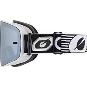 O'Neal B-50 Goggles, force-black/white-silver mirror